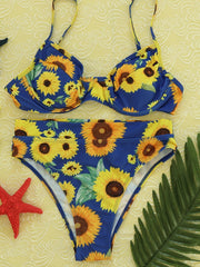 Swimsuit Undercover Steel Underpants With High Waist Briefs