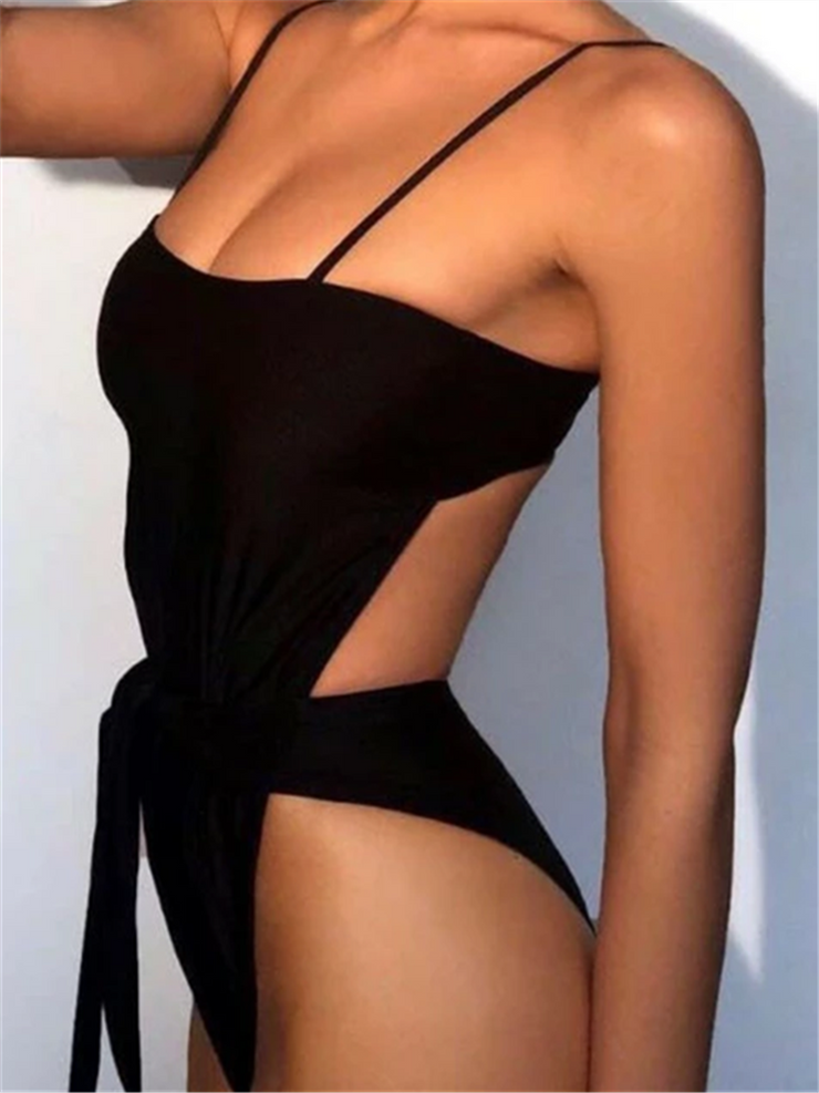 Sexy One-Piece Beach Swimsuit