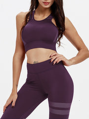 Women's Offset Comfort Yoga Set