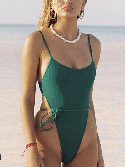 Women's One-piece Swimwear