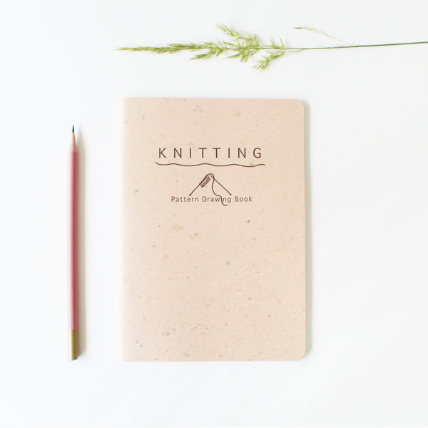 "Cahier ""Knitting"""