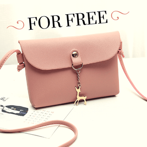 Bambi Leather Handbag *Limited Time Offer*