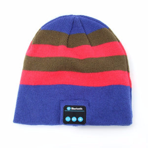 Wireless Bluetooth Beanie Hat -  Headset Speaker For Smart Phones