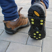 Anti-Skid Snow & Ice Climbing Shoe with Spikes