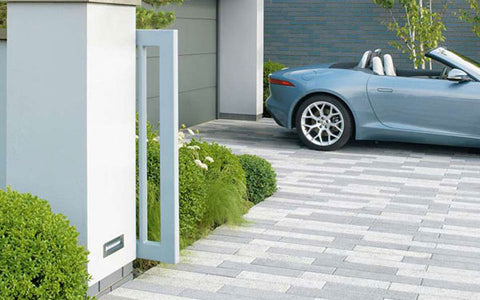 Vecta Lightly Textured Driveway Block Paving