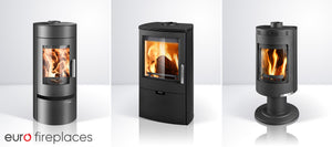 Euro Fireplaces are a Sure-fire Solution!