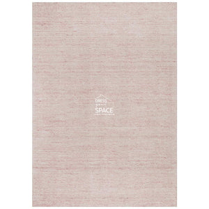 Allure Rose Cotton Rayon Rug - Indoor Rug - Rug Culture
