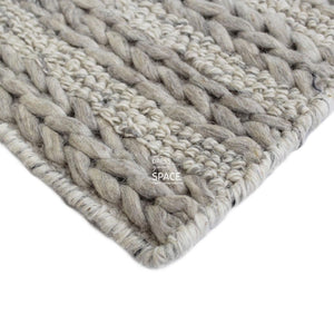 Alpine Wool Rug - Haze - Indoor Rug - Bayliss Rugs