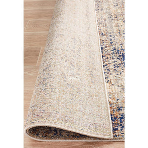 Anastasia 260 Blue Rug - Indoor Rug - Rug Culture