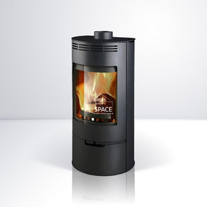 Andorra Wood Fireplace - Indoor Fireplace - Euro