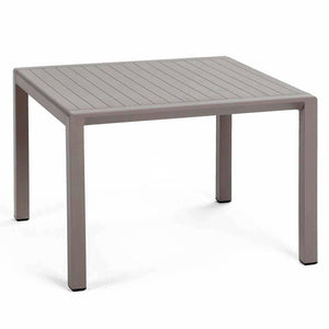 Aria Side Table - Taupe - Outdoor Side Table - Nardi