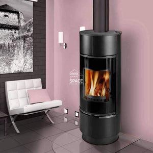 Atika Wood Fireplace - Indoor Fireplace - Euro