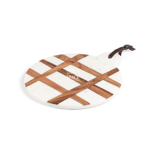 Avery Marble Cutting Board - Cutting Board - DYS Homewares