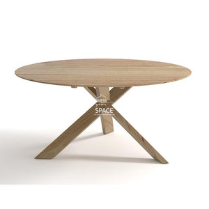 Balmoral Dining Table - Messmate - Indoor Table - DYS Indoor