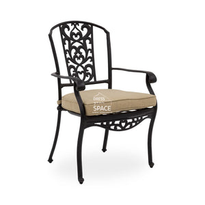 Balwyn Chair - Bronze Antique - Outdoor Chair - DYS Outdoor