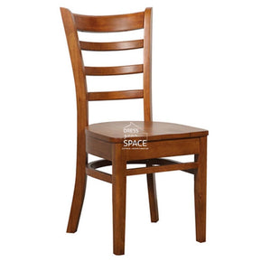 Beatrice Chair - Teak/Teak - Indoor Dining Chair - DYS Indoor