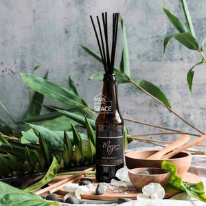 Beer Bottle Diffuser - Himalayan Bamboo - Fragrance Diffuser - MOJO Candles