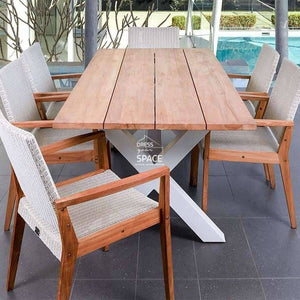 Bellona - Winton Dining Set - Outdoor Dining Set - DYS Outdoor