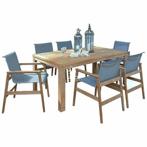 Belmont - Lux Sling Dining Set - Outdoor Dining Set - DYS Outdoor
