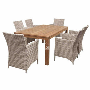 Belmont - Owen Dining Set - Outdoor Dining Set - DYS Outdoor