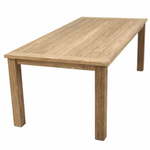 Belmont Teak Table - Outdoor Table - DYS Outdoor