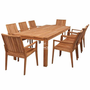 Belmont - Winton Dining Set - Outdoor Dining Set - DYS Outdoor