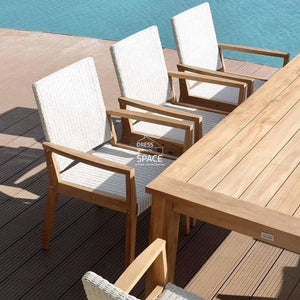 Belmont - Winton Wicker Dining Set - Outdoor Dining Set - DYS Outdoor