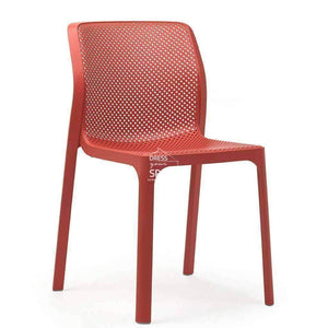 Bit Chair - Coral - Outdoor Chair - Nardi