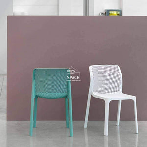 Bit Chair - Taupe - Outdoor Chair - Nardi