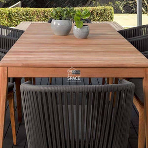 Bjorn Teak Table - Outdoor Table - DYS Outdoor