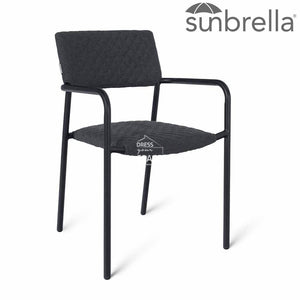 Bliss Dining Chair - Sunbrella - Outdoor Chair - DYS Outdoor