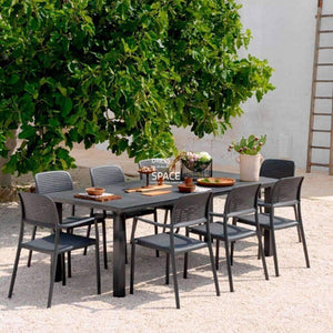 Bora Chair - Anthracite - Outdoor Chair - Nardi