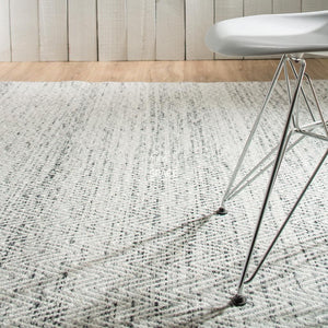 Brazil Wool Rug - Smooth Grey - Indoor Rug - Bayliss Rugs