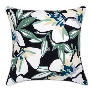 Clara Black Outdoor Cushion - Outdoor Cushion - DYS Outdoor