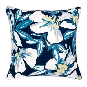 Clara Navy Outdoor Cushion - Outdoor Cushion - DYS Outdoor