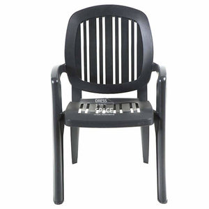 Creta Chair - Anthracite - Outdoor Chair - Nardi