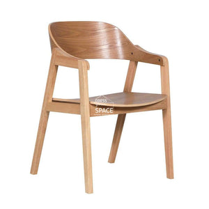Dakota Chair - Natural/Natural - Indoor Dining Chair - DYS Indoor