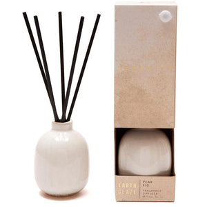 Earth Glaze - Pear Fig Fragrance Diffuser - Fragrance Diffuser - Serenity Candles