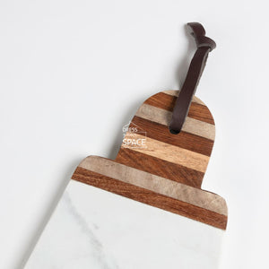 Ella Marble Cutting Board - Cutting Board - DYS Homewares