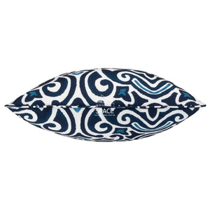 Emilio Navy Outdoor Cushion - Outdoor Cushion - DYS Outdoor