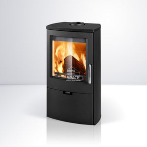 Falun Wood Fireplace - Indoor Fireplace - Euro