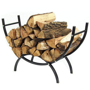 Frank Loving Log Rack - Wood Log Holder - DYS Fireplace Accessories