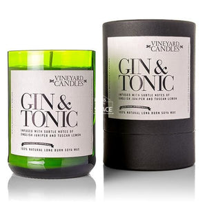 Gin & Tonic - Vineyard Candles - Candle - Vineyard Candles