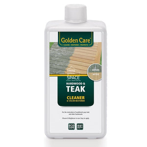 Golden Care - Hardwood & Teak Cleaner - Furniture Care & Accessories - Golden Care