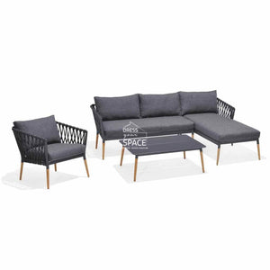 Ipanema Chaise Lounge Armchair Set - Outdoor Lounge - Lifestyle Garden