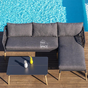Ipanema Chaise Lounge - Outdoor Lounge - Lifestyle Garden