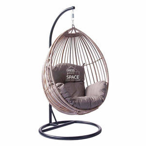 Jackson Egg Chair - Marina - Outdoor Hanging Pod - DYS Outdoor
