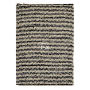 Knight Wool Rug - Grey - Indoor Rug - Ghadamian