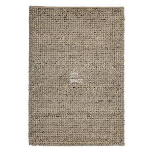 Knight Wool Rug - Natural - Indoor Rug - Ghadamian