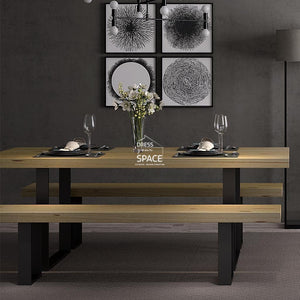 Luca Dining Table - Messmate - Indoor Table - DYS Indoor